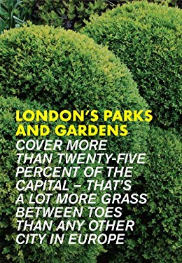 London's Parks and Gardens 9781902910376