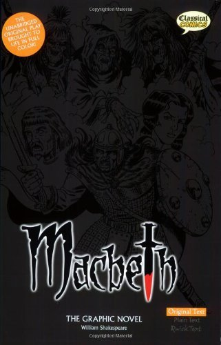 Macbeth: The Graphic Novel 9781906332440