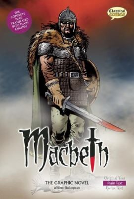 Macbeth: The Graphic Novel: Plain Text 9781906332457