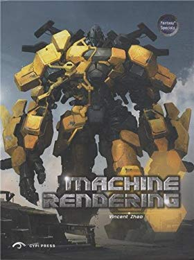 Machine Rendering: The Art of Machine Rendering in the West, Japan and China 9781908175076