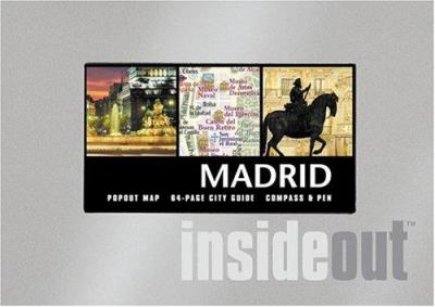 Madrid Insideout City Guide [With Working Compass and Handy Light Pen] 9781904766544