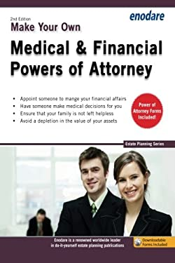 Make Your Own Medical & Financial Powers of Attorney 9781906144456