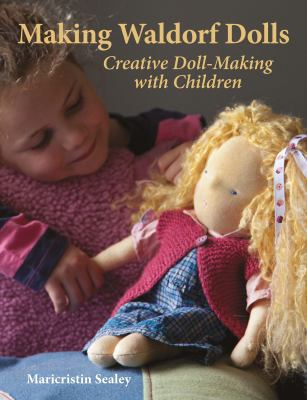Making Waldorf Dolls 9781903458587