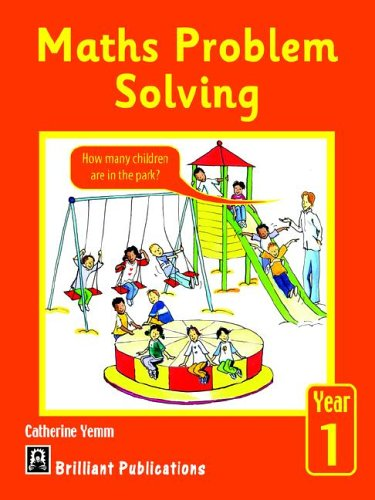 Maths Problem Solving - Year 1 9781903853740