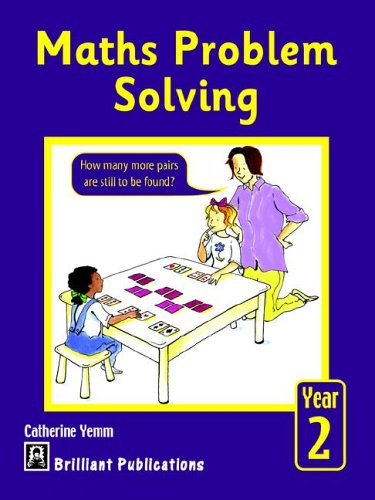 Maths Problem Solving - Year 2 9781903853757