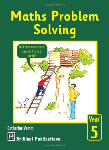 Maths Problem Solving - Year 5 9781903853788
