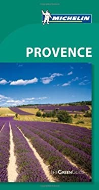 Michelin Green Guide Provence 9781906261894