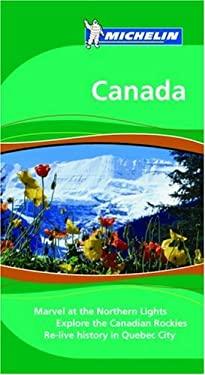 Michelin Green Guide to Canada 9781906261245