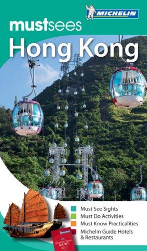 Michelin Must Sees Hong Kong 9781907099434