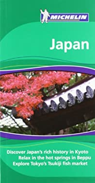 Michelin Travel Guide Japan