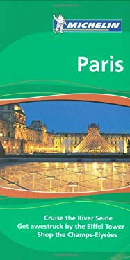 Michelin Travel Guide Paris 9781906261375