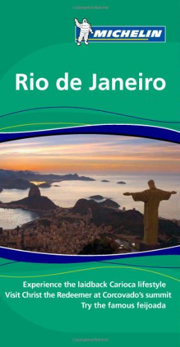 Michelin Travel Guide Rio de Janeiro 9781906261955