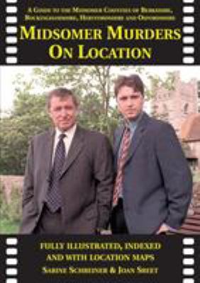 Midsomer Murders on Location 9781901091373