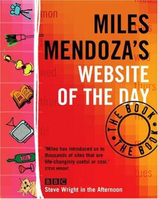 Miles Mendoza's Website of the Day: The Book 9781905548316