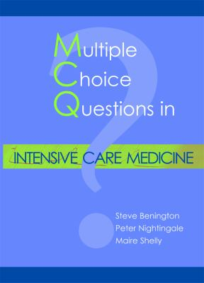 Multiple Choice Questions in Intensive Care Medicine 9781903378649