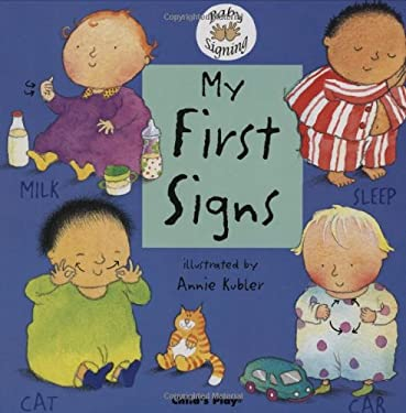My First Signs 9781904550396