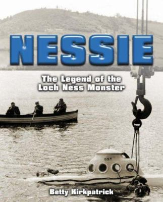 Nessie: The Legend of the Loch Ness Monster 9781905102051