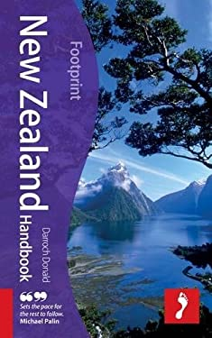 Footprint New Zealand Handbook 9781907263101