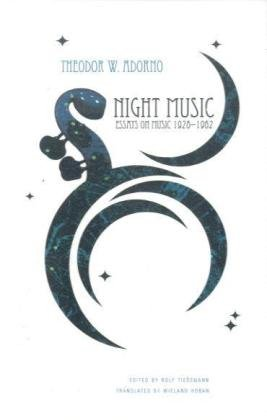 Night Music: Essays on Music 1928-1962 9781906497217