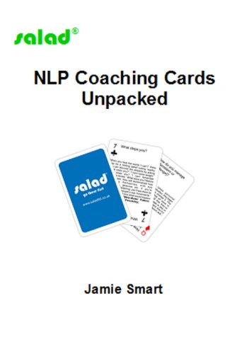NLP Coaching Cards Unpacked 9781905045211