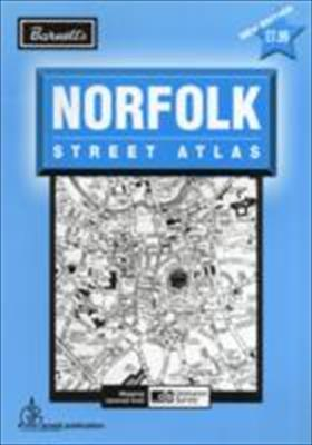 Norfolk Street Atlas 9781904678038