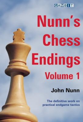Nunn's Chess Endings, Volume 1 9781906454210