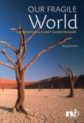 Our Fragile World: 30 Postcards 9781904456261