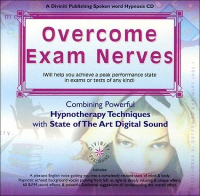 Overcome Exam Nerves 9781901923391