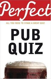 Perfect Pub Quiz 7759326