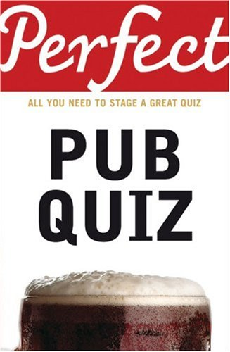 Perfect Pub Quiz 9781905211692