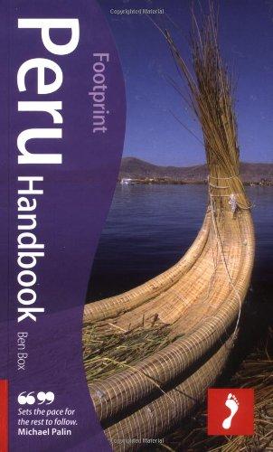 Peru Handbook: Tread Your Own Path 9781906098438