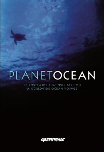 Planet Ocean: 30 Postcards That Will Take You on a Worldwide Ocean Voyage 9781904456841