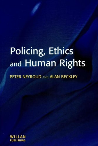 Policing, Ethics and Human Rights 9781903240151