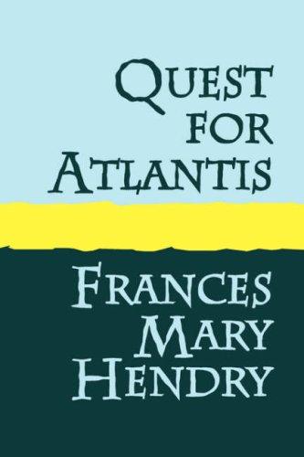 Quest for Atlantis Large Print 9781905665211