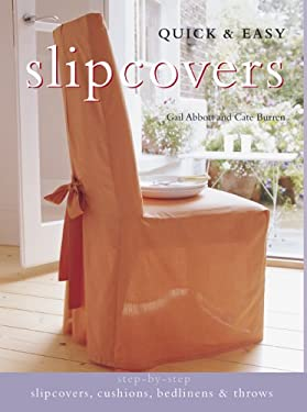 Quick & Easy Slipcovers 9781906094591