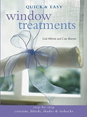 Quick & Easy Window Treatments 9781906094607