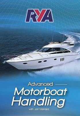 RYA Advanced Motorboat Handling 9781906435073