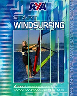 RYA Start Windsurfing 9781905104352