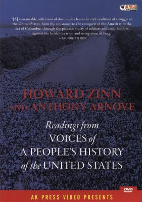 Readings from Voices of a People's History of the United States 9781904859420