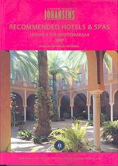 Recommended Hotels & Spas Europe & the Mediterranean 7749026