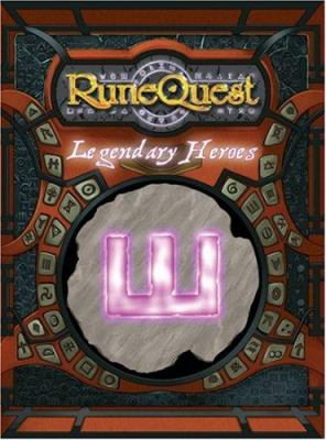 Runequest: Legendary Heroes 9781905471652