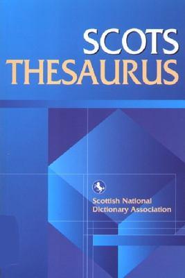 Scots Thesaurus 9781902930039