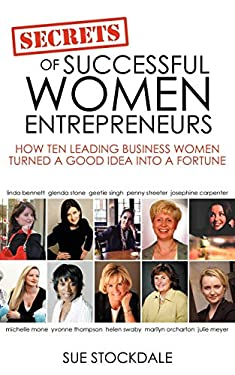 Secrets of Successful Women Entrepreneurs 9781905430031