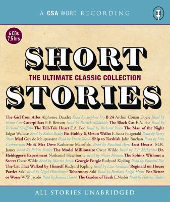 Short Stories: The Ultimate Classic Collection 9781904605546
