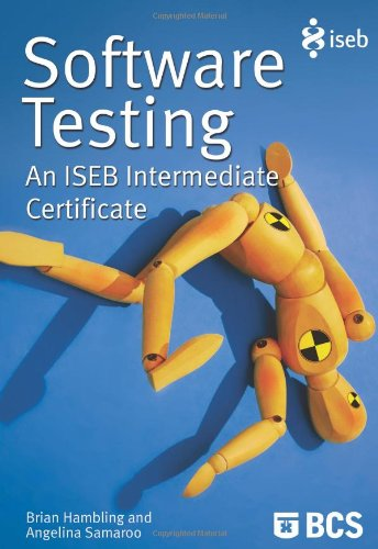 Software Testing: An Iseb Intermediate Certificate 9781906124137