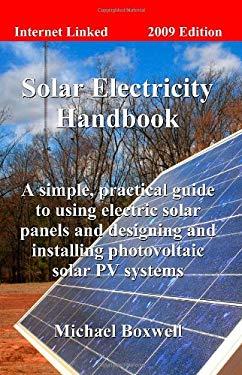 Solar Electricity Handbook 9781907215018