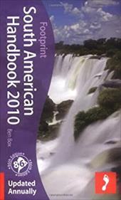 Footprint South American Handbook 7764248