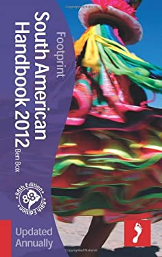 Footprint South American Handbook 9781907263439