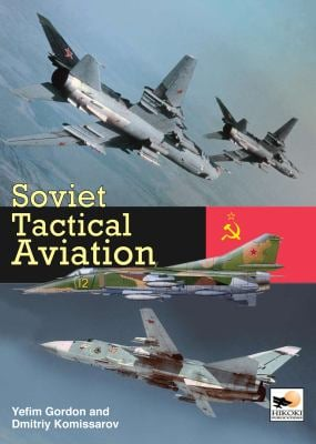 Soviet Tactical Aviation 9781902109237
