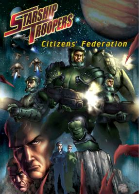 Starship Troopers: The Citizen's Federation 9781905176199